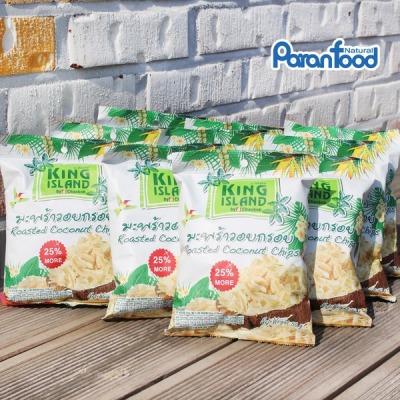 구운 코코넛칩 50gX10봉 과자 간식 견과류