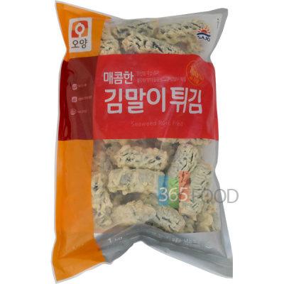 사조오양 매콤 김말이튀김 1kg