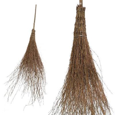 대나무비 싸리빗자루 청소도구