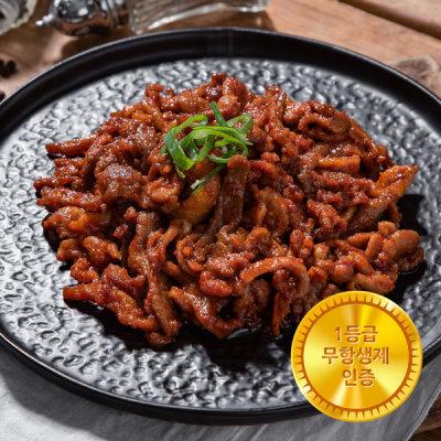 참맛다한 고추장양념 오리불고기 (1kg)