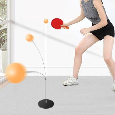 셀프 탁구 연습기 다이어트 리턴볼 china