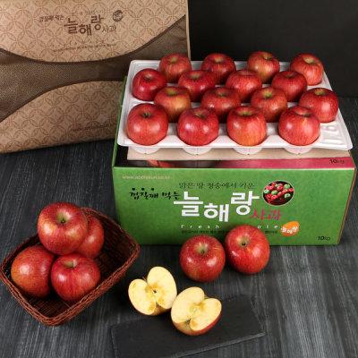 청송꿀사과 10kg(30-32과)중과/햇부사 미시마-할인중