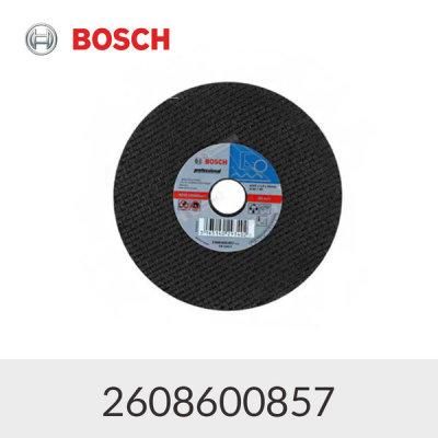 보쉬 BOSCH 4인치 절단석 2608600857 철재 메탈