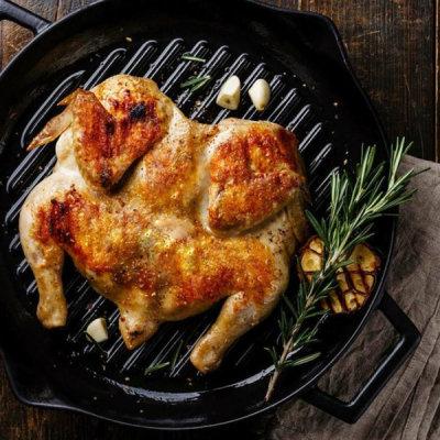 (신세계푸드) 올반 옛날통닭 3팩 (총 6마리)