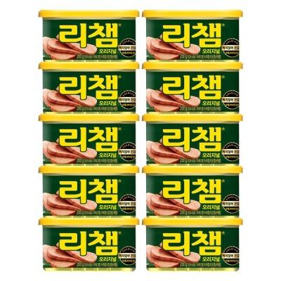 리챔 동원 리챔 (햄/통조림) 200g x10캔
