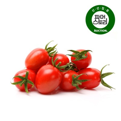 스테비아 방울 토마토 (망고맛토)_500gX2팩