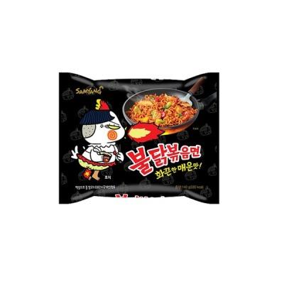 불닭볶음면 불닭볶음면 140g 1봉 무료배송