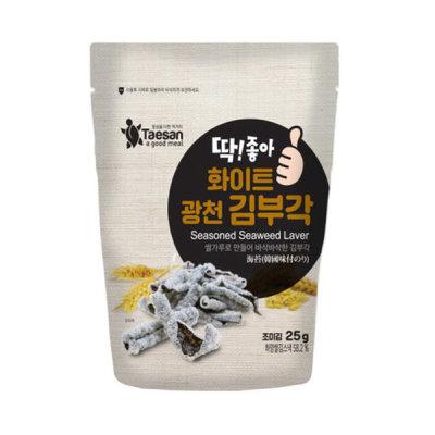 광천 김부각25gX10봉